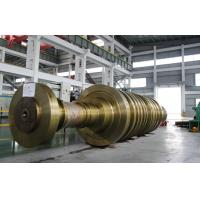 Wholesale 8000KW - 1000MW Steam Turbine Rotor Large Forging Shaft For Thermal Power Equipment from china suppliers
