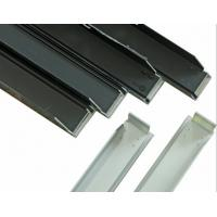 Buy cheap Silvery Aluminum Solar Panel Fram /  Alloy Mounting Aluminum Frame For Solar Panel from wholesalers