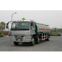 Wholesale 21000L 5,548 US Gallon.Jinggong 6x2 220HP Carbon Steel Crude Oil Transportation Trucks from china suppliers