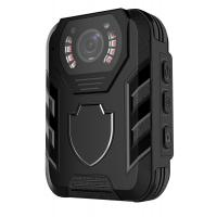 Wholesale Shockproof Police Body Cameras , Body Worn Cameras For Police Officers from china suppliers