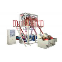 Wholesale Double Head Film Blowing Machine , Plastic Film Extruder Machine 380V FB-H from china suppliers