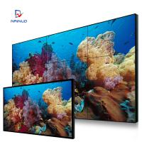 Buy cheap Full Color Indoor 46 Lcd Video Wall Display With Bracket , Hd Video Wall Digital Signage from wholesalers