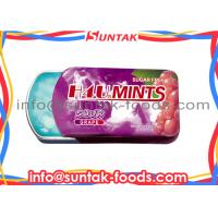 Wholesale Sour Grape Sugar Free Lozenges For Throat , Sugar Free Lifesaver Mints from china suppliers