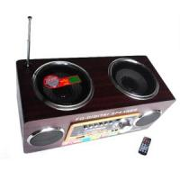 Wholesale Professional Design MP3 Speaker Digital Display with FM Radio #UK-808AA from china suppliers