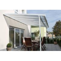 Wholesale Outdoor patio cover with palarm design ,smoking shelter from china suppliers