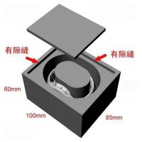 Delicate Anti Static Foam Packaging Materials In Electronic Measuring Instrument