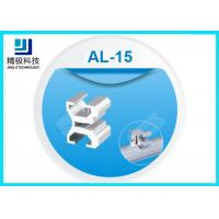 Wholesale Aluminum Board Holder Flexible Pipe Fitting 6063-T5 Joints For Workbench AL-15 from china suppliers