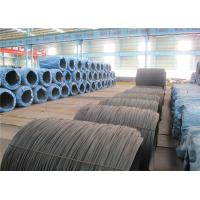 Wholesale Welding Hot Rolled Wire Rod 5.5mm 6.5mm , High Strength Steel Wear Resistance from china suppliers