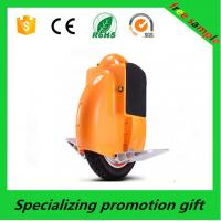 Wholesale Mini Smart 1 Wheel Electric Self Balancing Scooter IP54 500W from china suppliers