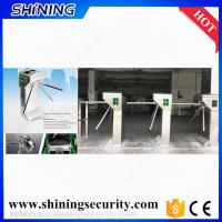 Quality Semi automatic Access Contro Tripod Turnstile For Gym for sale