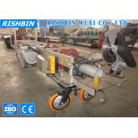 Wholesale 8 KW Octagonal Tube Downspout Pipe Roll Forming Machine with PLC Control System from china suppliers