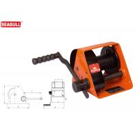 Wholesale HWG Type Portable Hand Lifting Winch Heavy Duty With Handle Adjustment from china suppliers
