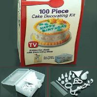 Wholesale 100 Piece Cake Decorating Frosting Icing Decorating With Storage Box DIY Kit Set from china suppliers
