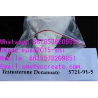 Wholesale White crystalline powder Testosterone Steroids 5721-91-5 , Liquid steroids growth hormone from china suppliers