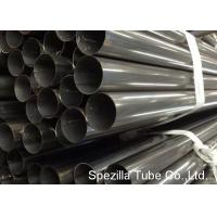 Quality SS Stainless Steel Round Tube EN 1.4404 Type 316L Stainless Steel Tubing for sale