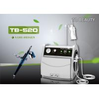 Wholesale Portable Jet Peel Water Oxygen Machine , Skin Cleaning Facial Rejuvenation Machine from china suppliers