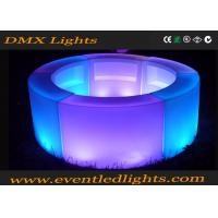 Wholesale Purplr And Blue Beer Garden Led Furniture Treasures Bar Counters from china suppliers