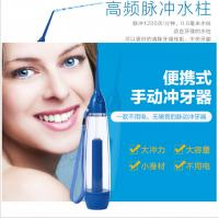 Quality Dental Care Water Jet Oral Irrigator Flosser Tooth SPA Teeth Pick Clean Home  china factory supply for sale