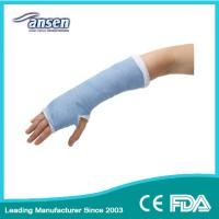 Quality Fracture Fixation Plaster Bandage/Water Activated Synthetic Fiberglass Casting Tape for sale