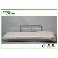 Wholesale Polypropylene Waterproof Disposable Hospital Bed Sheets Anti - Static / ISO9001 Approved from china suppliers