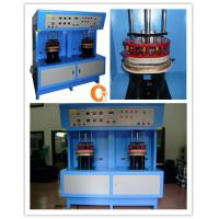 Quality Three Phase Induction heating machine / Two Station Braze welding machine for sale