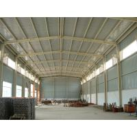 Wholesale Galvanized Pre Engineering Steel Structure Warehouse Waterproof With Cladding Panel from china suppliers