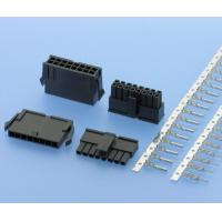 Wholesale 2 - 30 Pins PCB Connectors Wire To Board Type Friction Lock Housings & Crimp Terminals from china suppliers