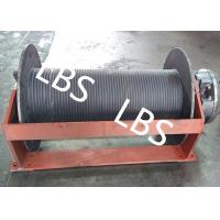 Wholesale Groove Sleeve Hydraulic Crane Winch 3 MM - 190 MM Wire Diameter from china suppliers