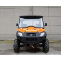 Wholesale Liquid - Cooled 600cc Five Seat Four Wheel Utility Vehicle , Top Speed 65km/h from china suppliers