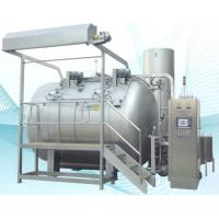 Wholesale High Temperature Fabric Dyeing Machine , Stainless Steel Overflow Dyeing Machine from china suppliers