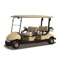 Wholesale Dongfeng Brand Street Custom Electric Golf Carts For 4 Persons 48V 3KW from china suppliers