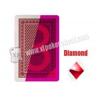 Wholesale OK Lion Brand Paper Invisible Playing Cards , Playing Marked Cards For Poker Games from china suppliers