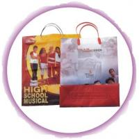 Wholesale Side Gusset Bag Custom Plastic Shopping Bags With Handles from china suppliers