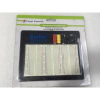 Wholesale 1100 Points Round Hole Breadboard Solderless For School student Experiment from china suppliers