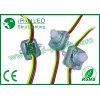 Wholesale Full Color 12mm Flat Shape Led String Light With Ucs1903ic Inside from china suppliers