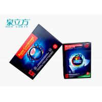Wholesale Lasting Fragrant Super Condensed Laundry Detergent Sheets 24 / 30 Pcs Per Box from china suppliers