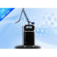 Wholesale Focus Lens Array hand piece PicoSure 755 nm Picosecond Laser Tattoo Removal from china suppliers