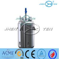 Wholesale Sliver 5.5kw Stirred Tank Reactor Mirror Matt Or 2B 200~5000kg from china suppliers