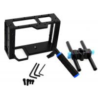 Wholesale Super Professional Multifunctional DSLR Camera Cage With Handle from china suppliers