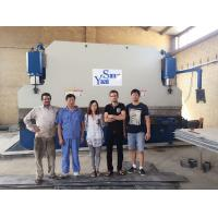 Wholesale 400 Ton Plate Pipe Hydraulic Press Brake Bending Machine With 3.2m/4m/5m/6m from china suppliers