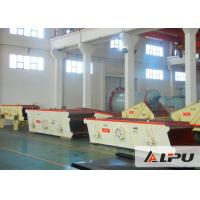 Wholesale Little Dust Pollution Circular Vibrating Screening Machine , Double Layers Sieving Machine from china suppliers