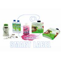 Wholesale PET Custom Shrink Wrap for Bottles Printed Shrink Labels 10 Colors SGS from china suppliers