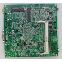 Quality LVDS Nano ITX Industrial PC Motherboard Dual LAN Quad Core J1900 CPU for sale