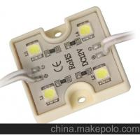 Wholesale SMD3528 Waterproof SMD LED Module 0.48w DC 12V for Advertisement Lighting from china suppliers