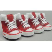 Wholesale Small Winter Pet Dog Shoes / dogbaby casual shoes with multi sizes from china suppliers