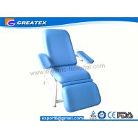 Wholesale Adjustable Foldable Dialysis Chair , Blood Donation Chair With Three Position from china suppliers
