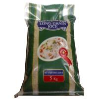 Wholesale Waterproof 25kg PP Woven Rice Bag / Packaging Rice Sack 40gsm - 170gsm Weight from china suppliers