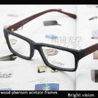 Wholesale Wood Phantom Acetate Optical Frames from china suppliers