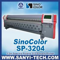 Wholesale Spectra Polaris PQ512 Head Plotter Digital Printing, SinoColor SP-3204 from china suppliers