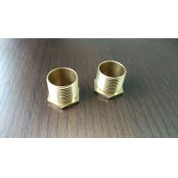 Wholesale High Quality Hex Head Threaded  Brass Bushing from china suppliers